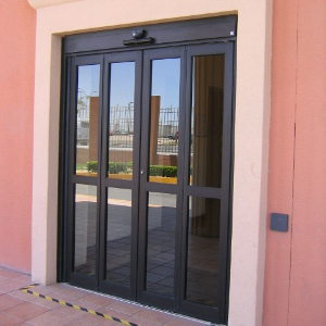 Doorcontrol Sliding Entry Door