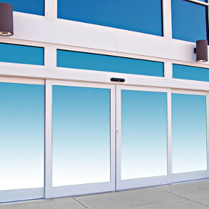Doorcontrol Sliding Modern Entry Doors
