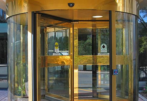Revolving Pedestrian Door Installations